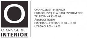 Orangeriet Interior